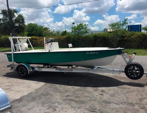 Boat trailer 2020 BSP19-1