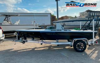 BAD 2D BONE TRAILERS, Aluminum Boat Trailers