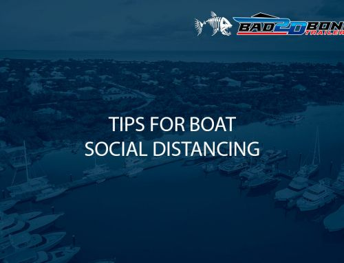 Tips for boat social distancing