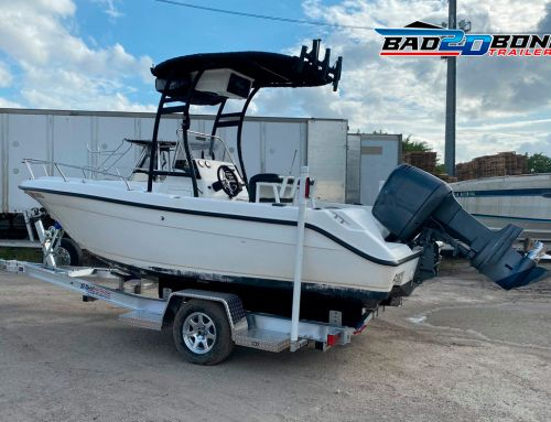 Did you know that your boat trailer also needs regular maintenance and servicing?