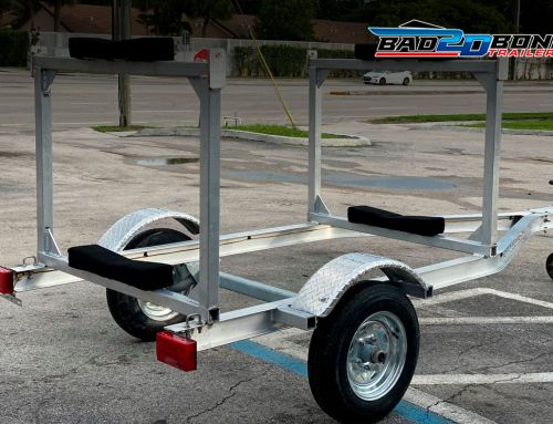 Why should I choose a boat trailer of the best possible quality?