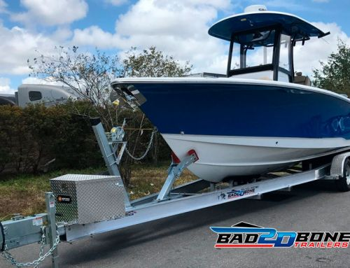 Custom boat trailers and style