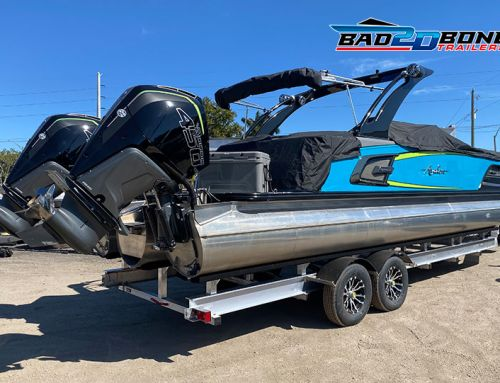 Choosing a Pontoon Boat Trailer