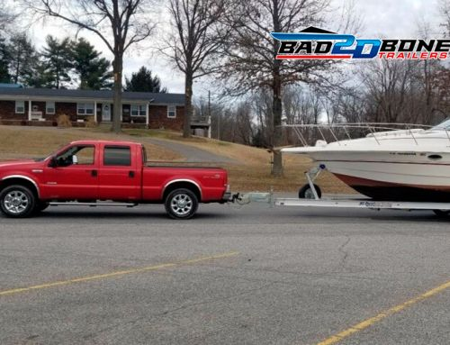 Boat trailer tongue weight: the key to safe towing