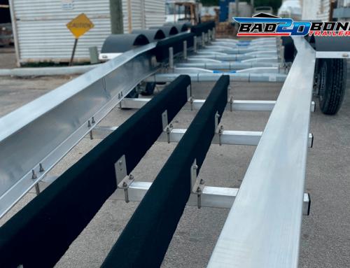 Should I choose an aluminum boat trailer?
