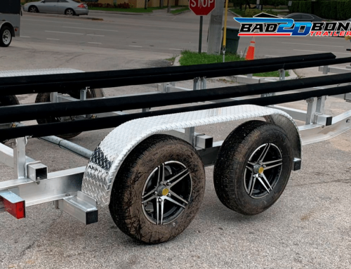 How to Select Your Boat Trailer